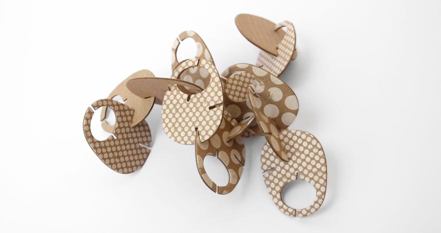 FROM WOOP WOOP | 3D GUMNUT CARD Industrial design development, Sustainability strategy  www.fromwoopwoop.com