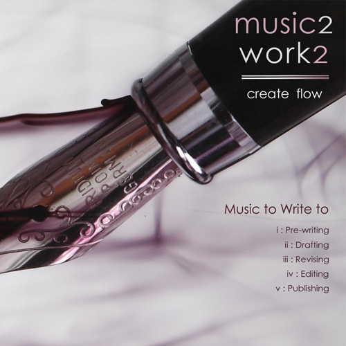 music2work - music to write to playlist streaming on YouTube