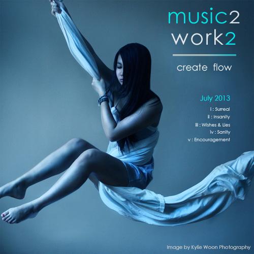music2work2 - music to create flow - playlist