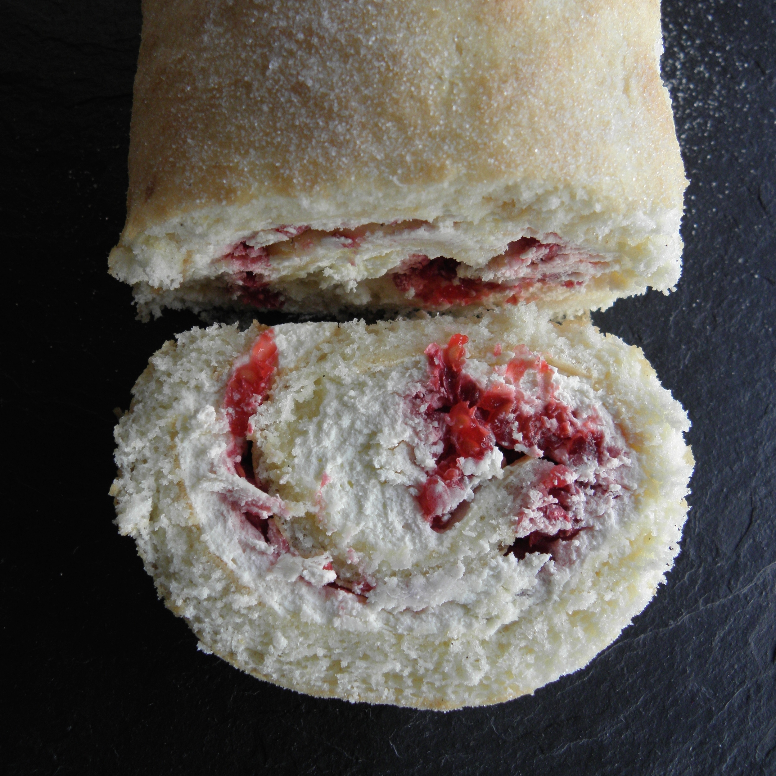 Summer Swiss roll