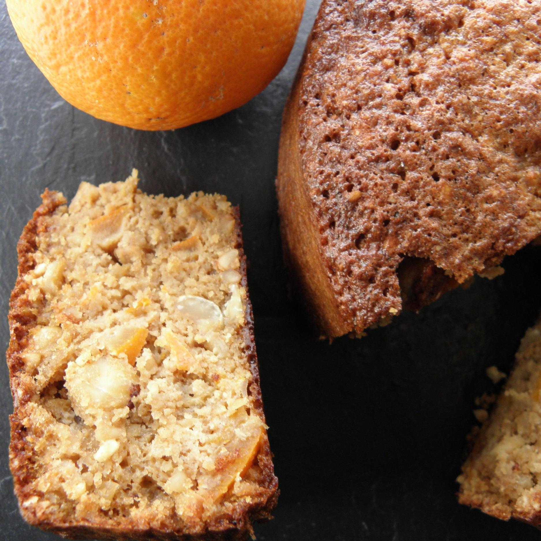 Toasty marmalade cake