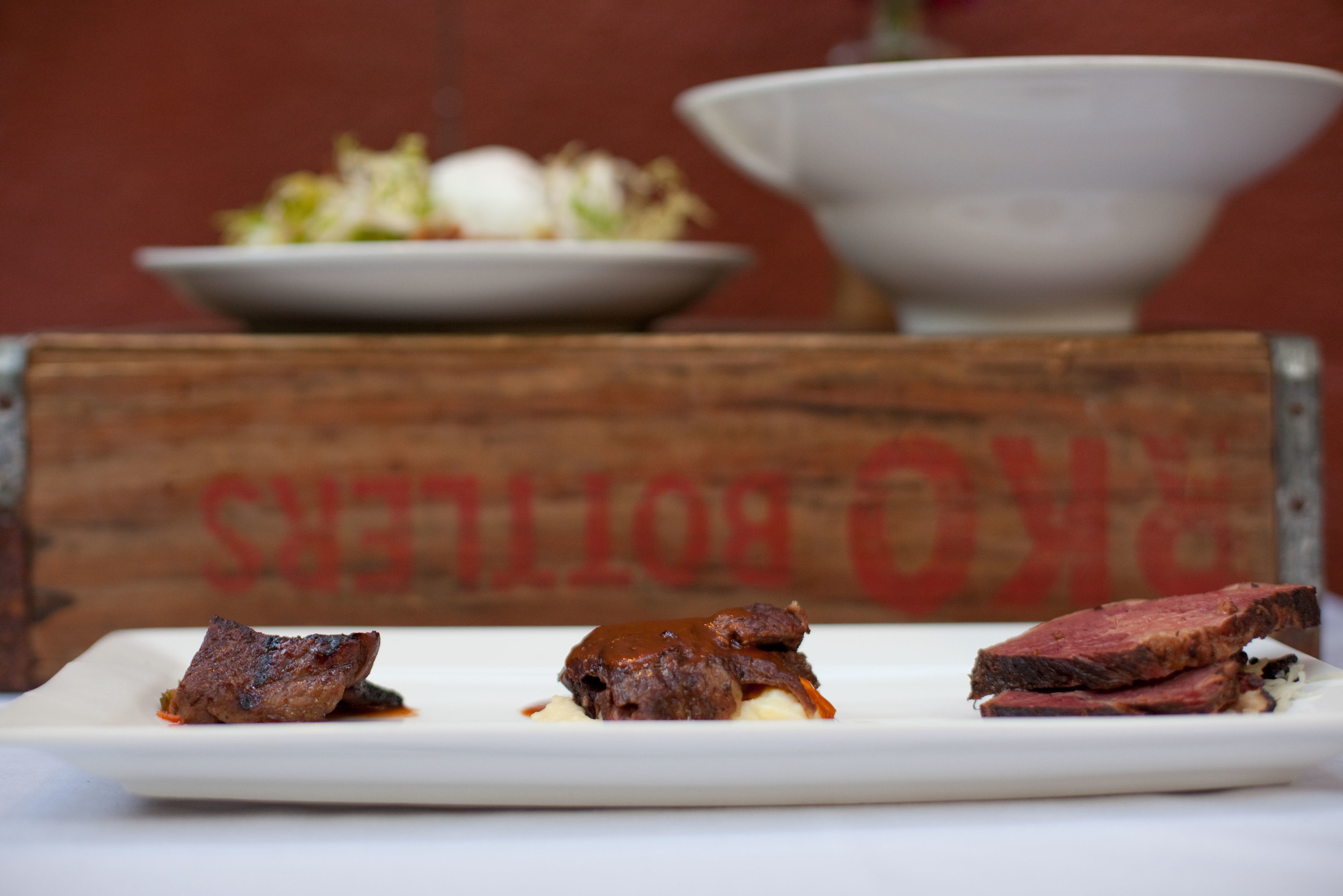 trio of short ribs | photo by kristina hill