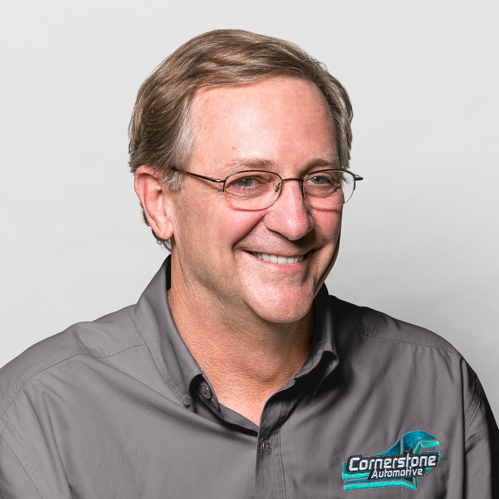 Tony Gregory, President