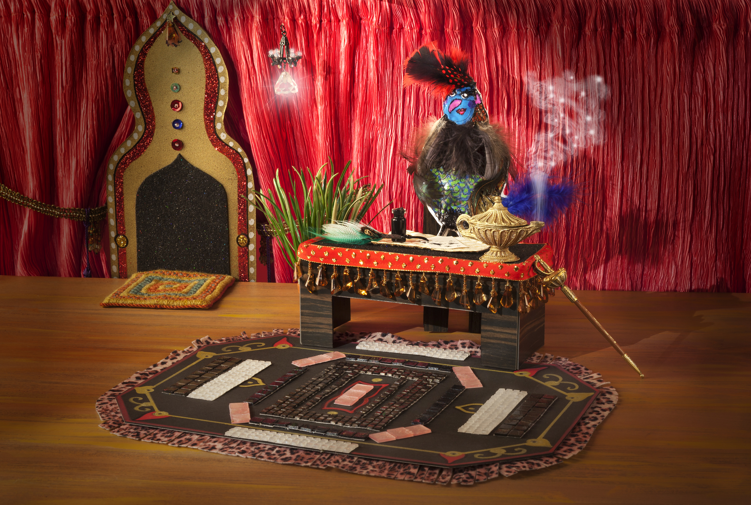 Quiera Quail knows there are mysteries to publishing....... I need a genie right about now!