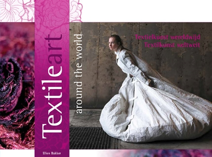 TextileArt around the world  The fourth book in the series of remarkable textile books.  Order Here:http://www.textile-link.com/new-textileart-around-world