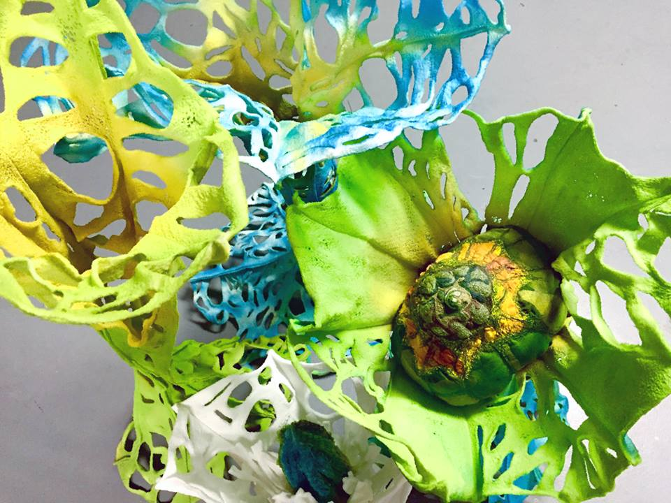 Detail of Leisa Rich's Put The Lime In The Lemon