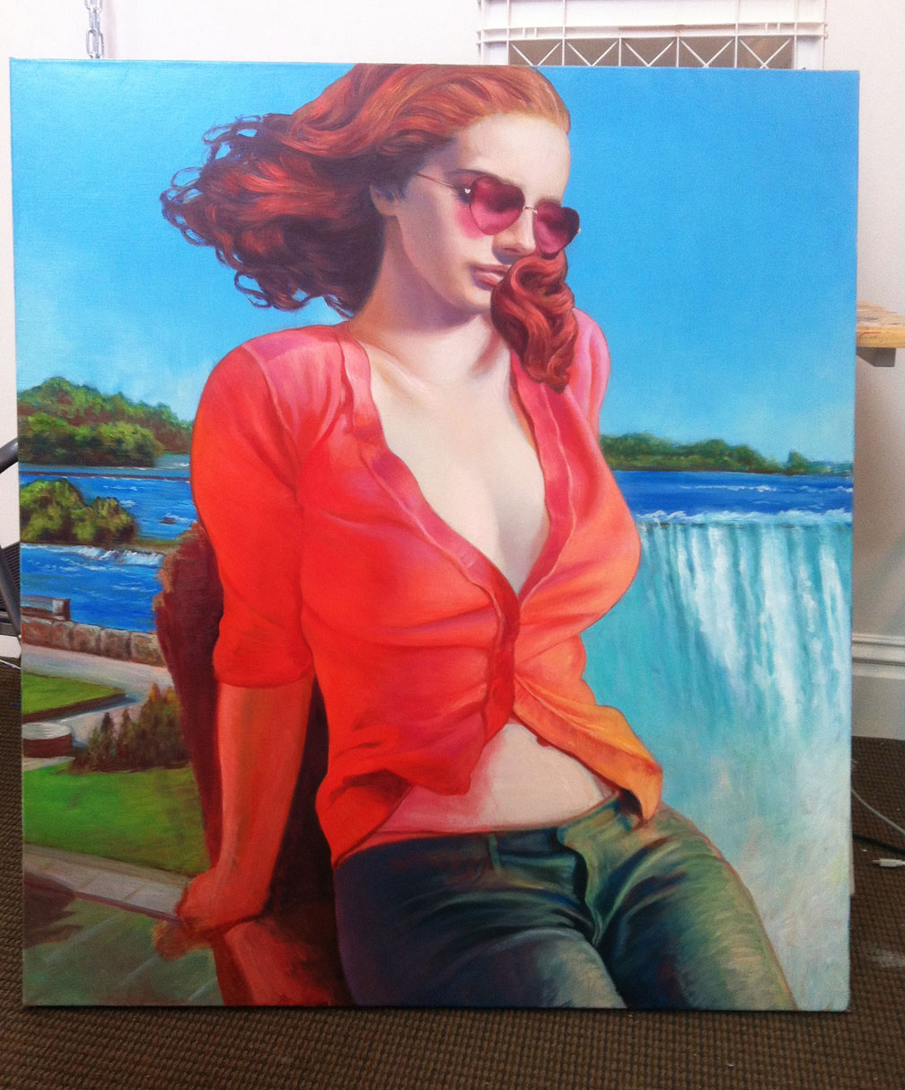 NiagaraRedSweater (inprogress) 040914.jpg