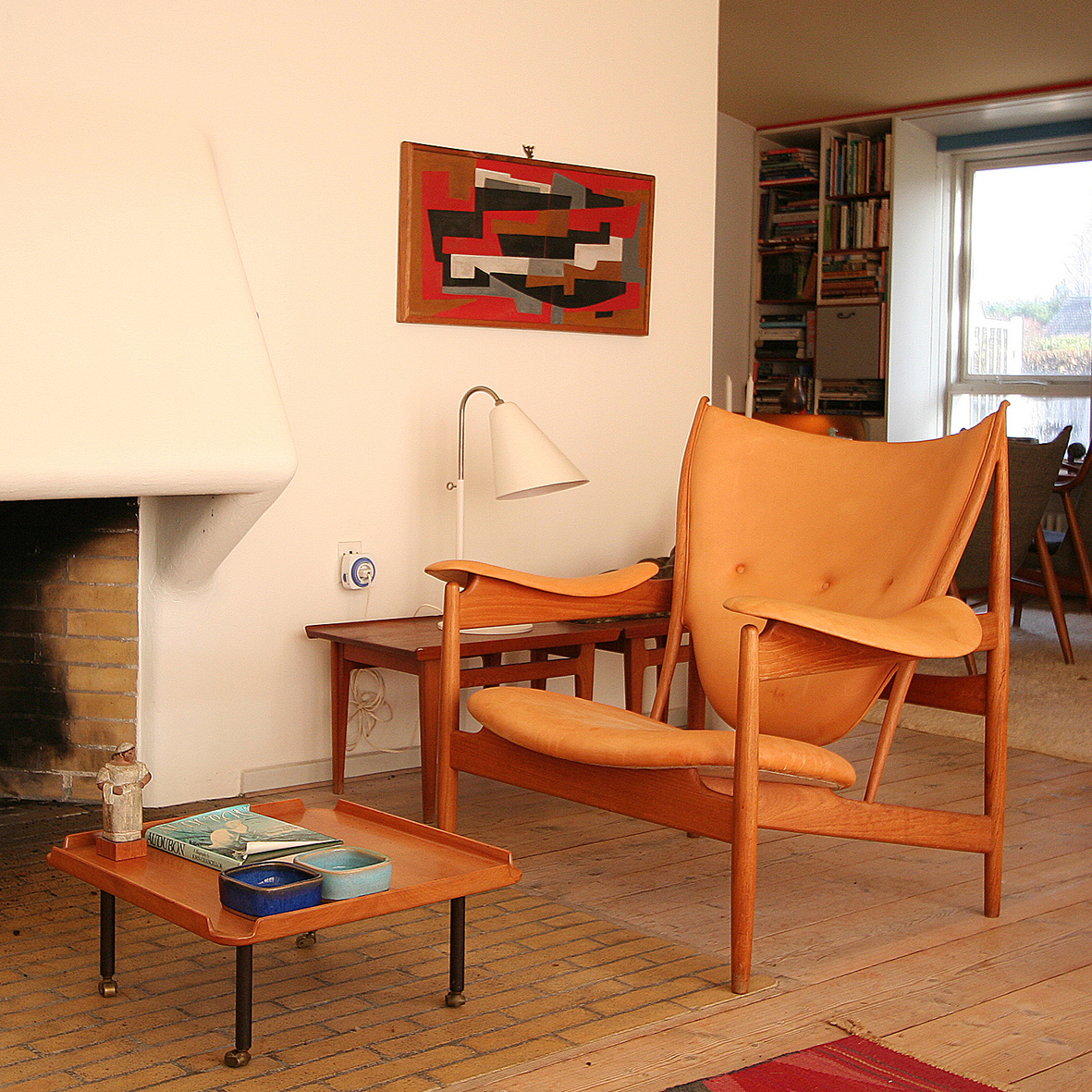 chieftains chair at the house of Finn Juhl.jpg