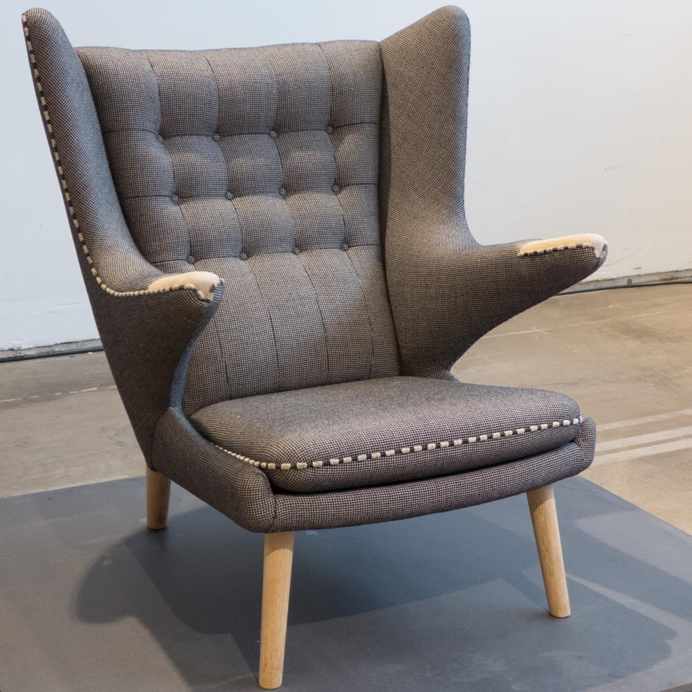 The Papa Bear Chair, PP19 Hans Wegner 1951