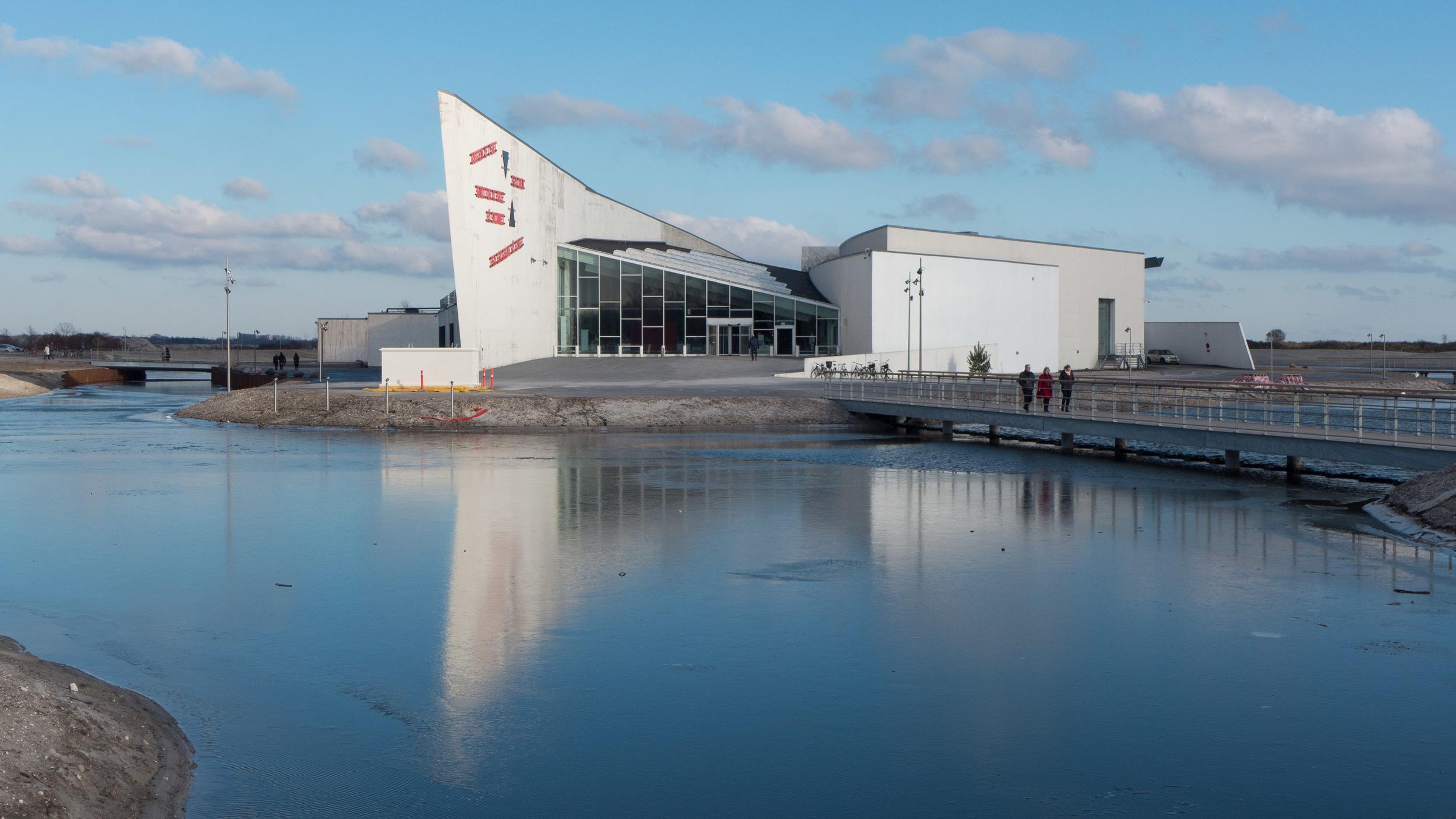A New Landscape For Arken Museum Of Modern Art Danish