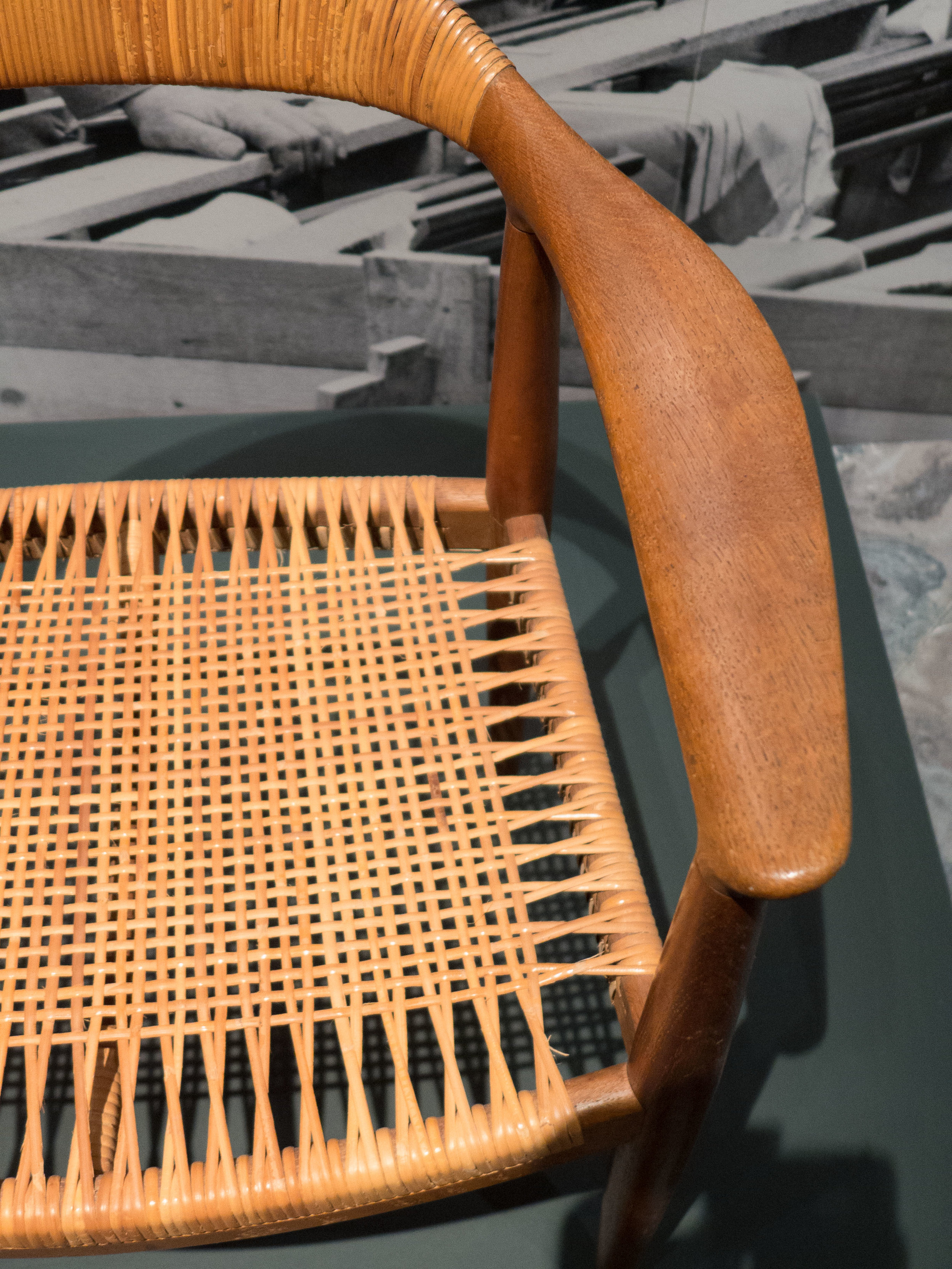 Den Runde Stol The Chair By Hans Wegner 1949 Danish Architecture And Design Review