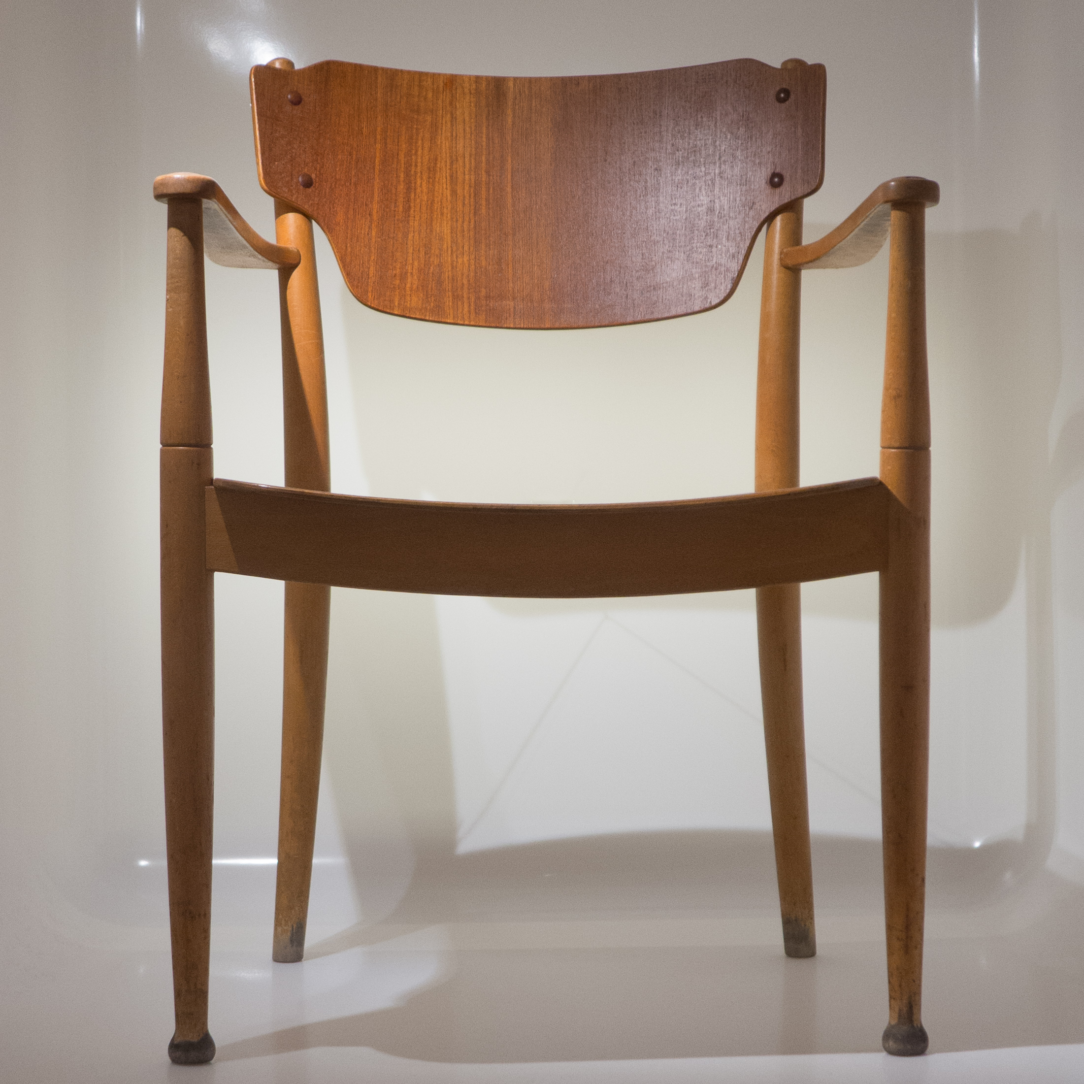Portex Chair by Peter Hvidt and Orla Mølgaard-Nielsen 1945