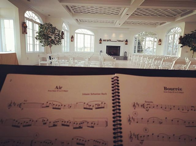 It's starting to feel like wedding season!#tworiverschambermusic #marylandweddings #livingthedream #stringquartet