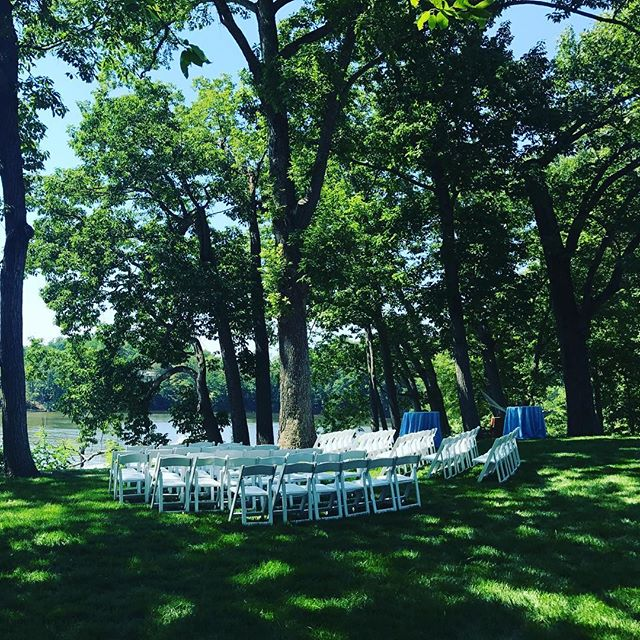 #marylandweddings #outdoorwedding #weloveourjob #tworiverschambermusic