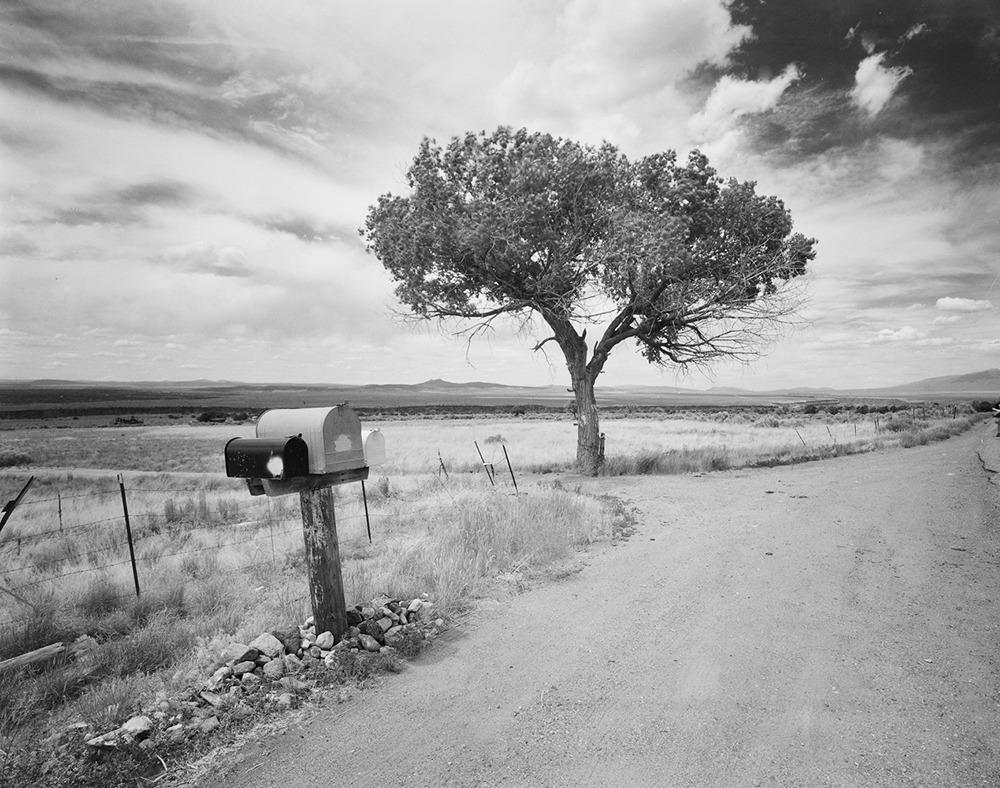 Entering Taos, NM