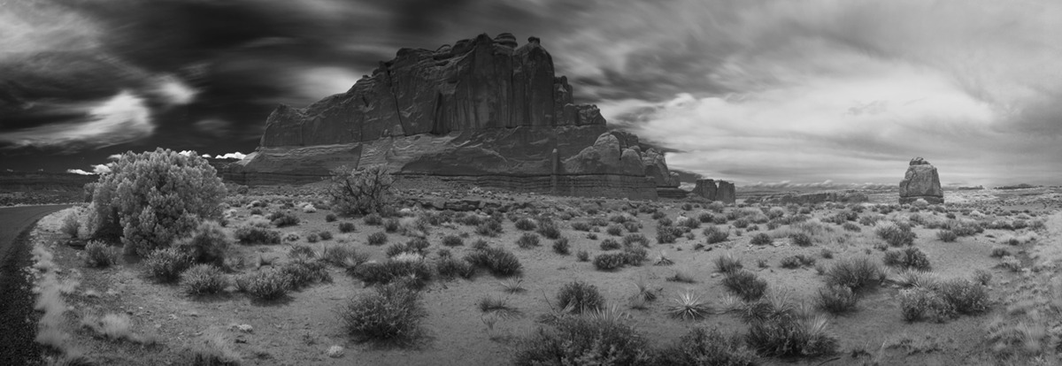 Arches National Park, 160º