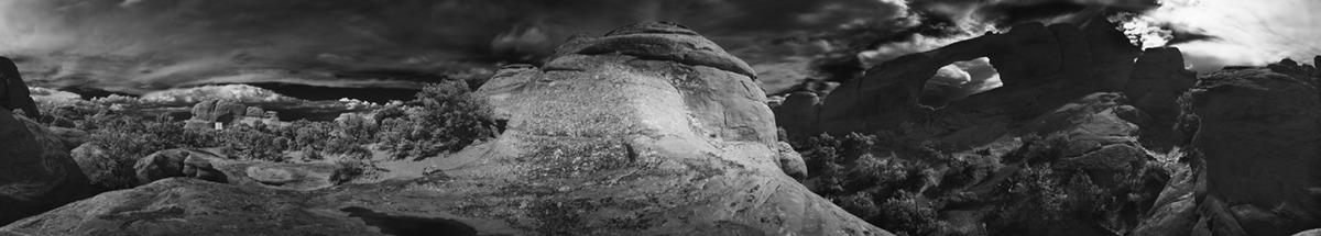 Arches National Park, 360º