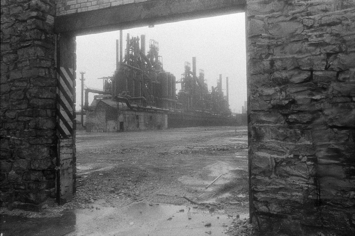 View from the Foundry