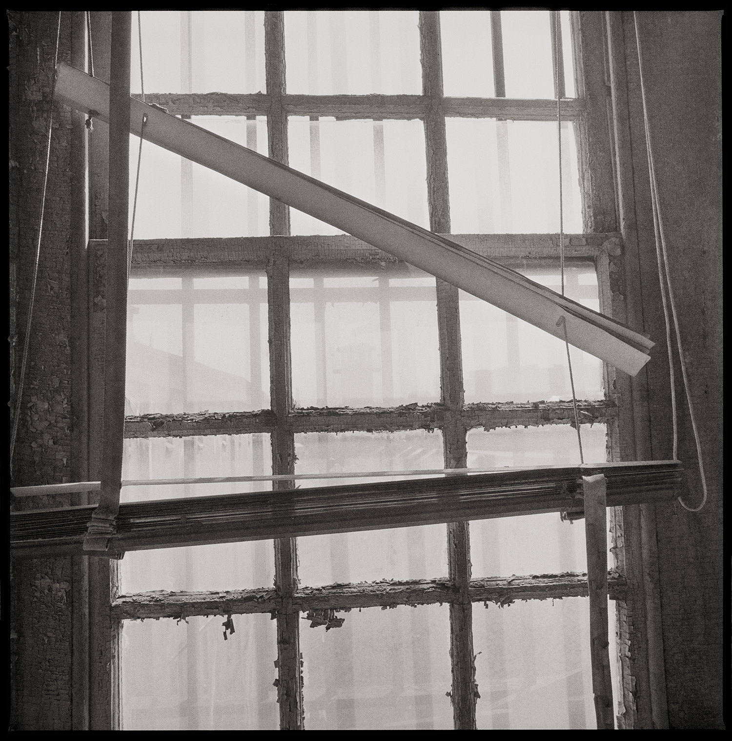 Image from the series Thou Art...,, Wil Give... by Eric T. Kunsman, which are all from the Eastern State Penitentiary in Philadelphia, PA.
