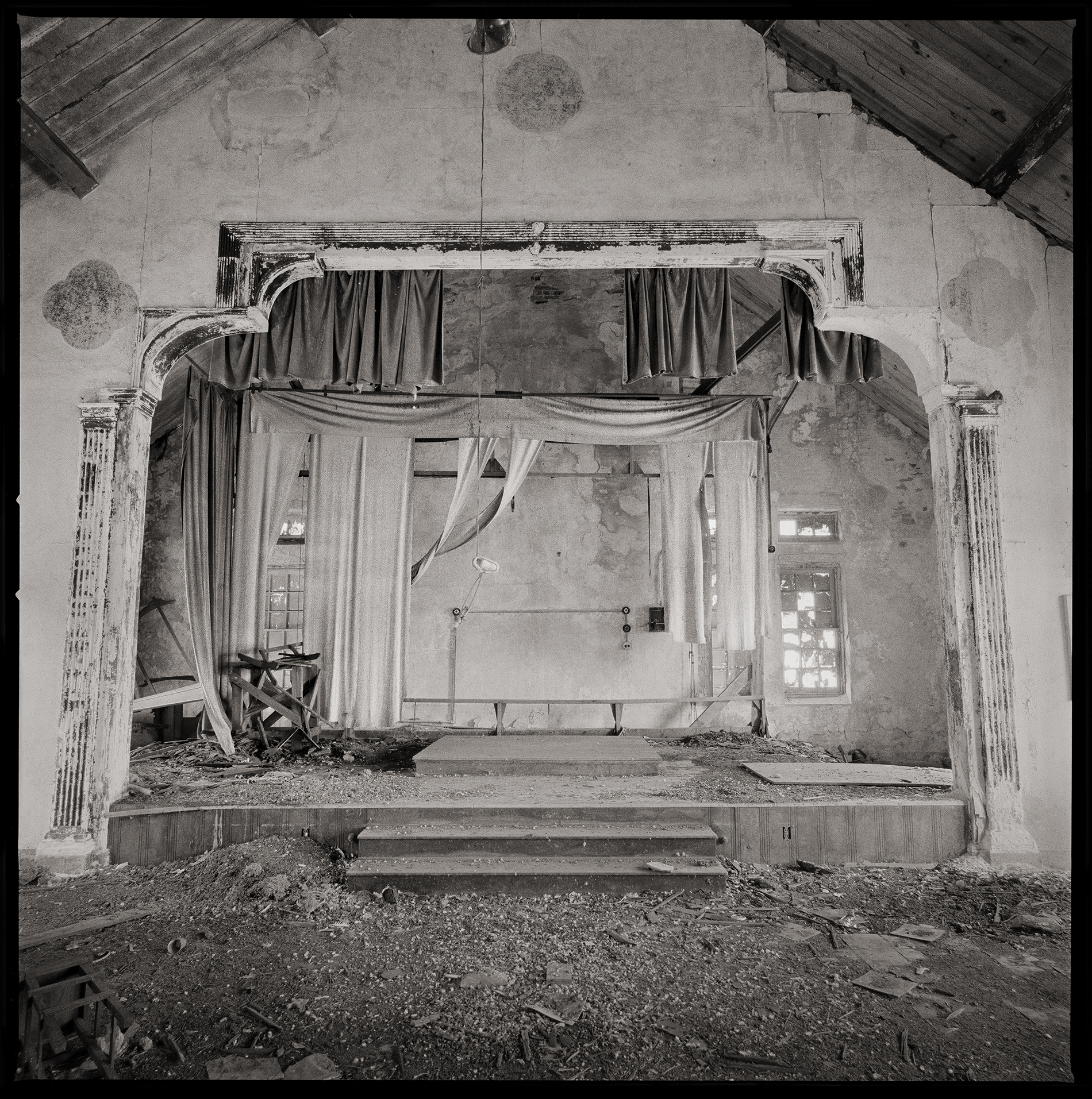 Chapel & Theater