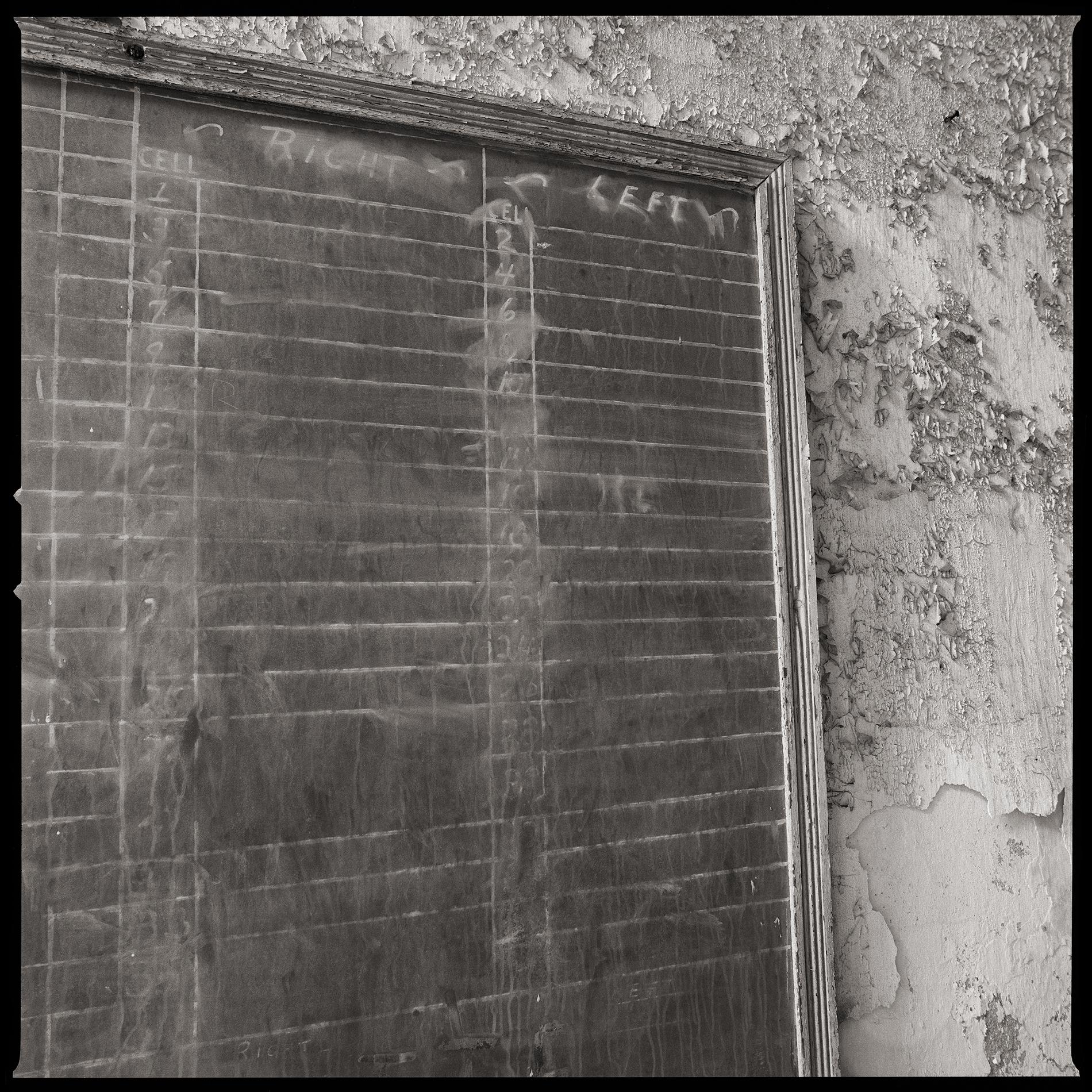 Prisoner Control Board