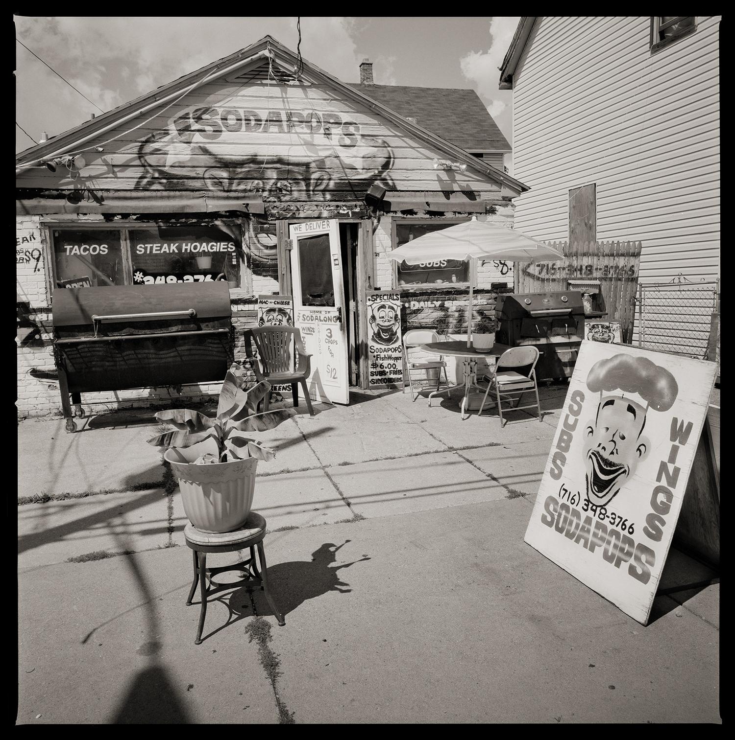 Sodapops, Buffalo, NY