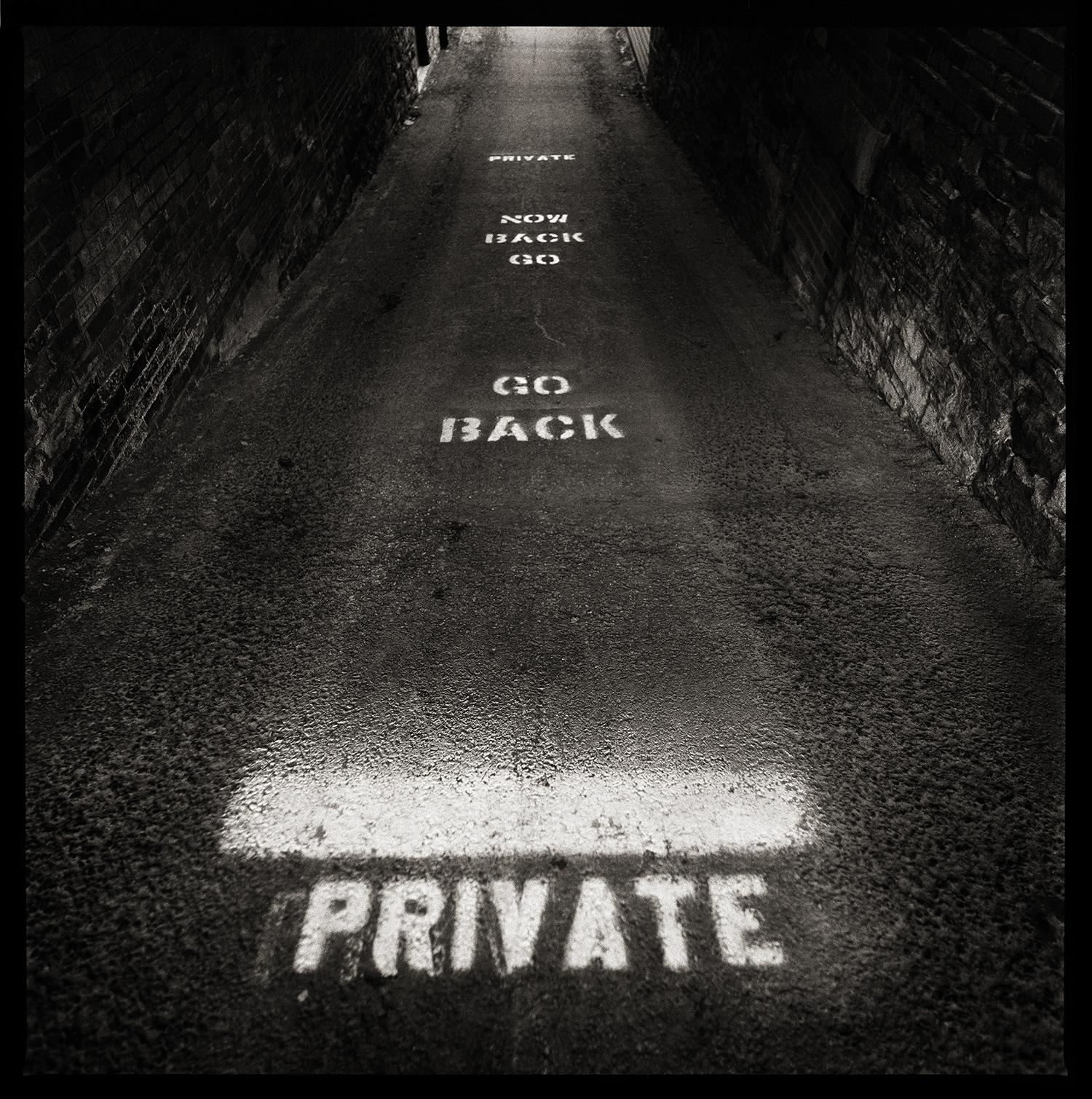 PRIVATE | Now Back Go : Go Back | PRIVATE