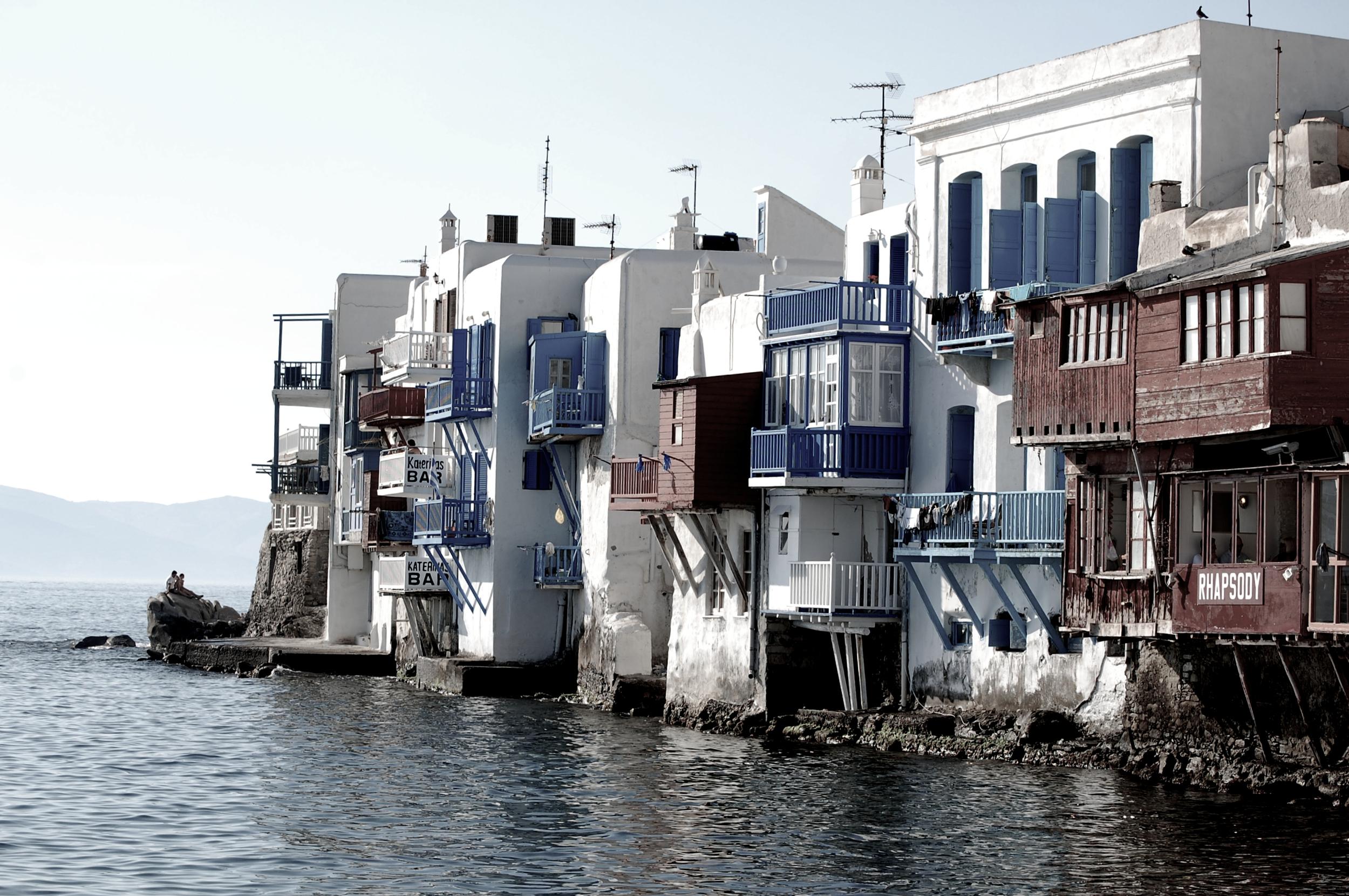 Discover the Mediterranean: Greece, Egypt, Turkey