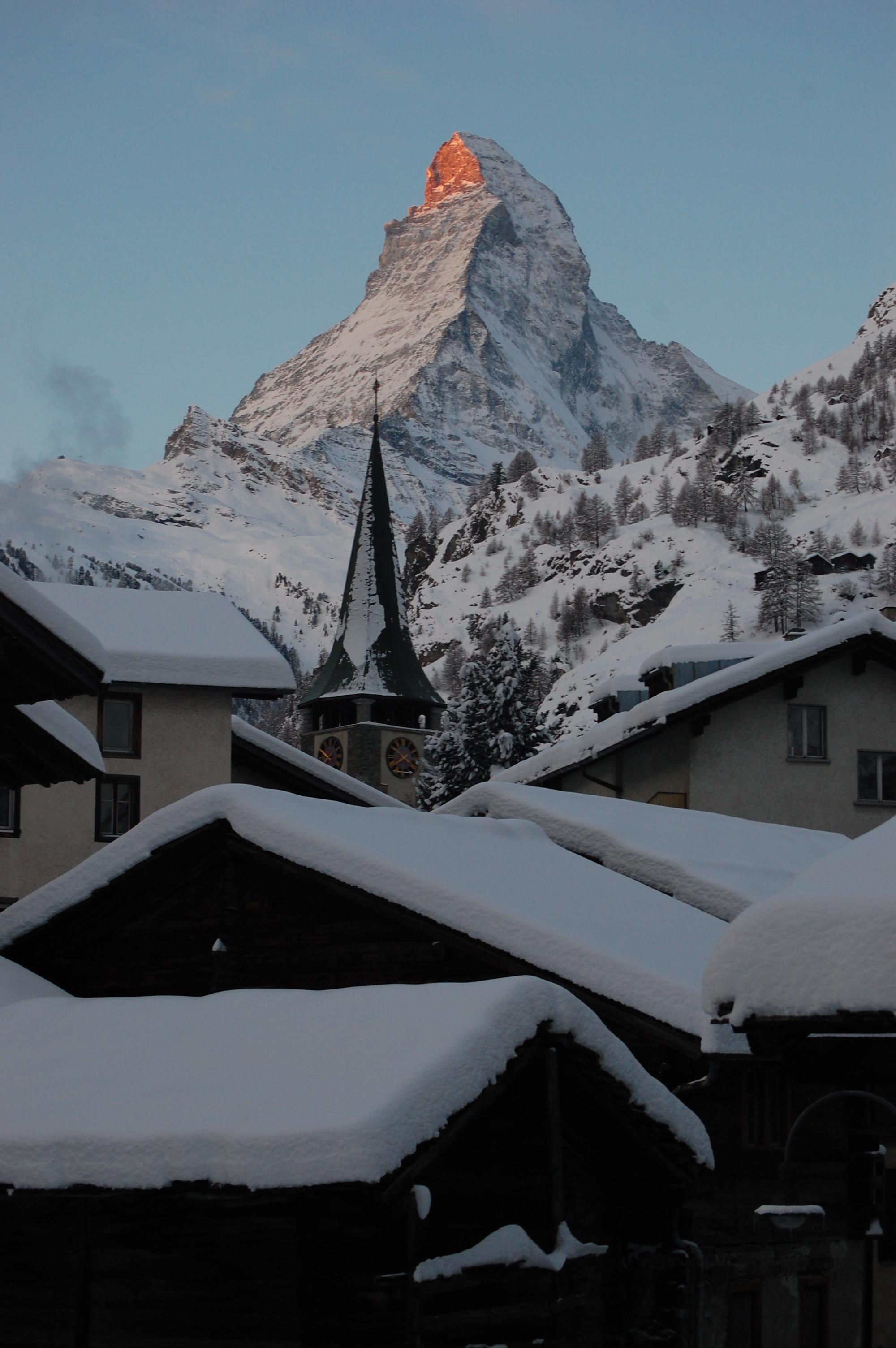 Zermatt, Switzerland.