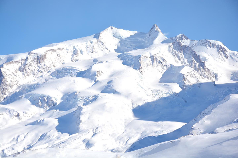zermatt powder day by Perri Rothenberg
