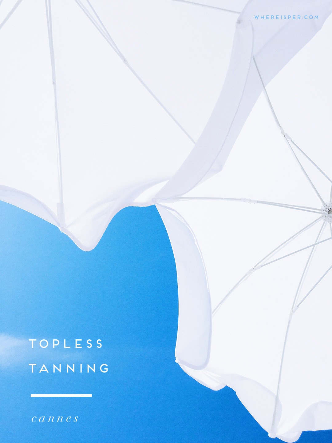 topless tanning cannes