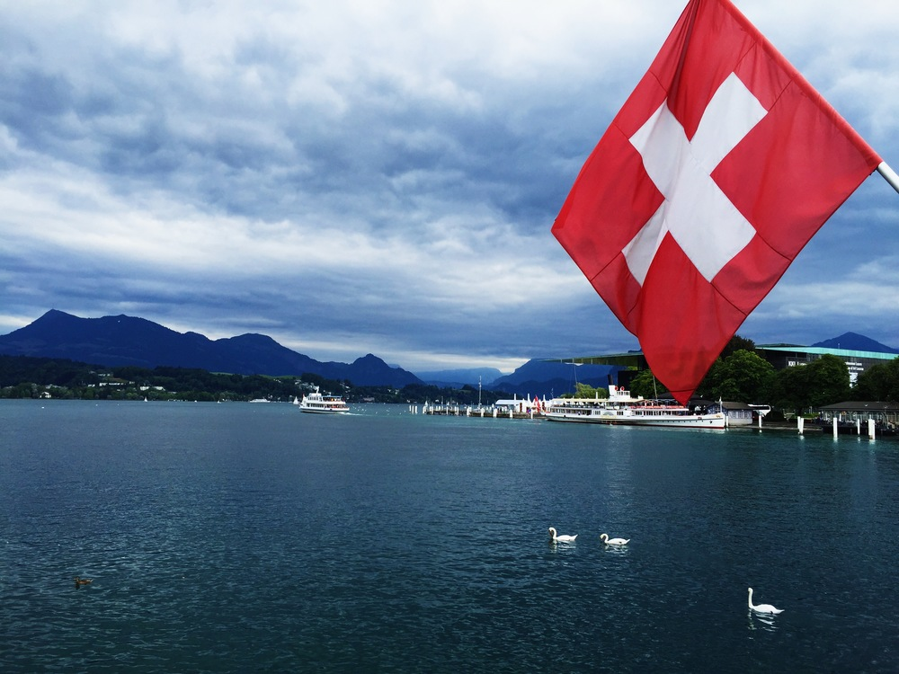Lake Lucerne Switzerland | Where Is Per
