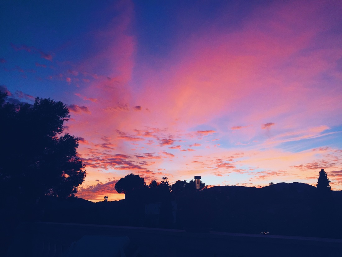 mallorca sunsets