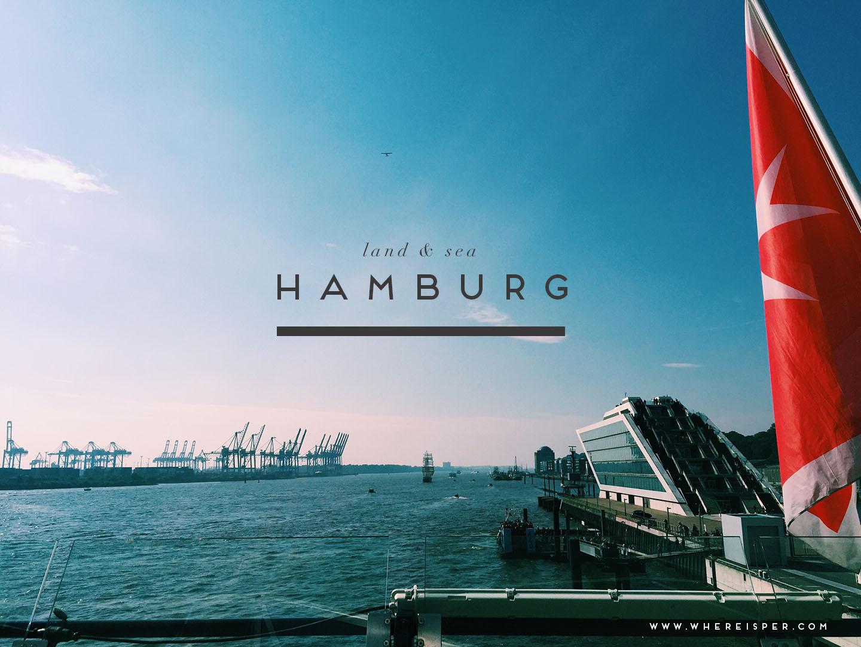 hamburg cruise days land and sea
