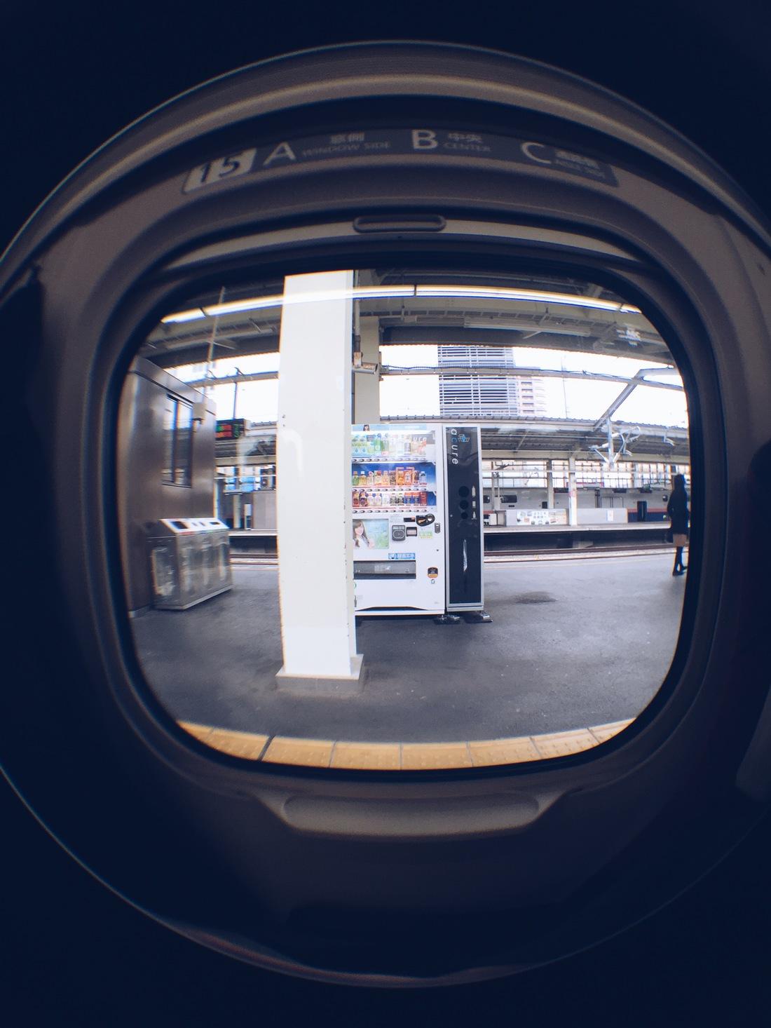train tokyo to nagano snow monkey park