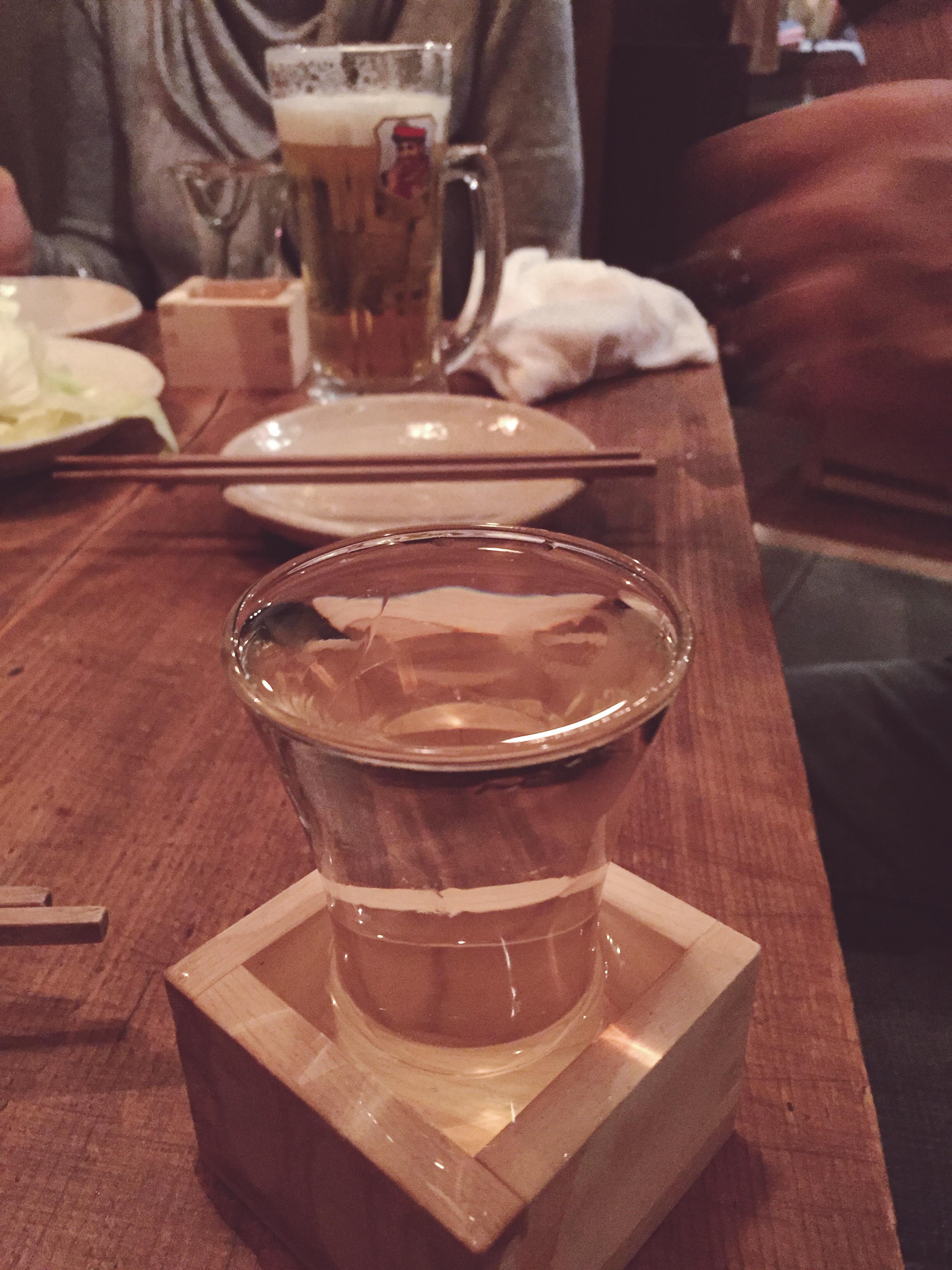 sake joumon