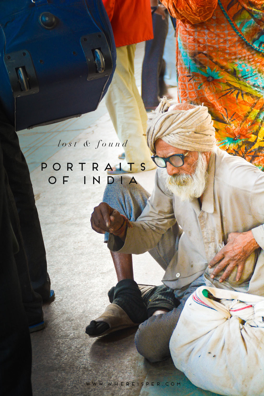 Lost and Found Portraits of India WHERE IS PER