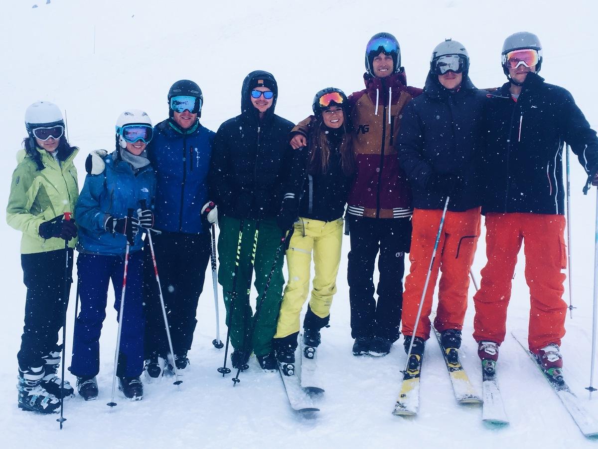 val thorens ski trip