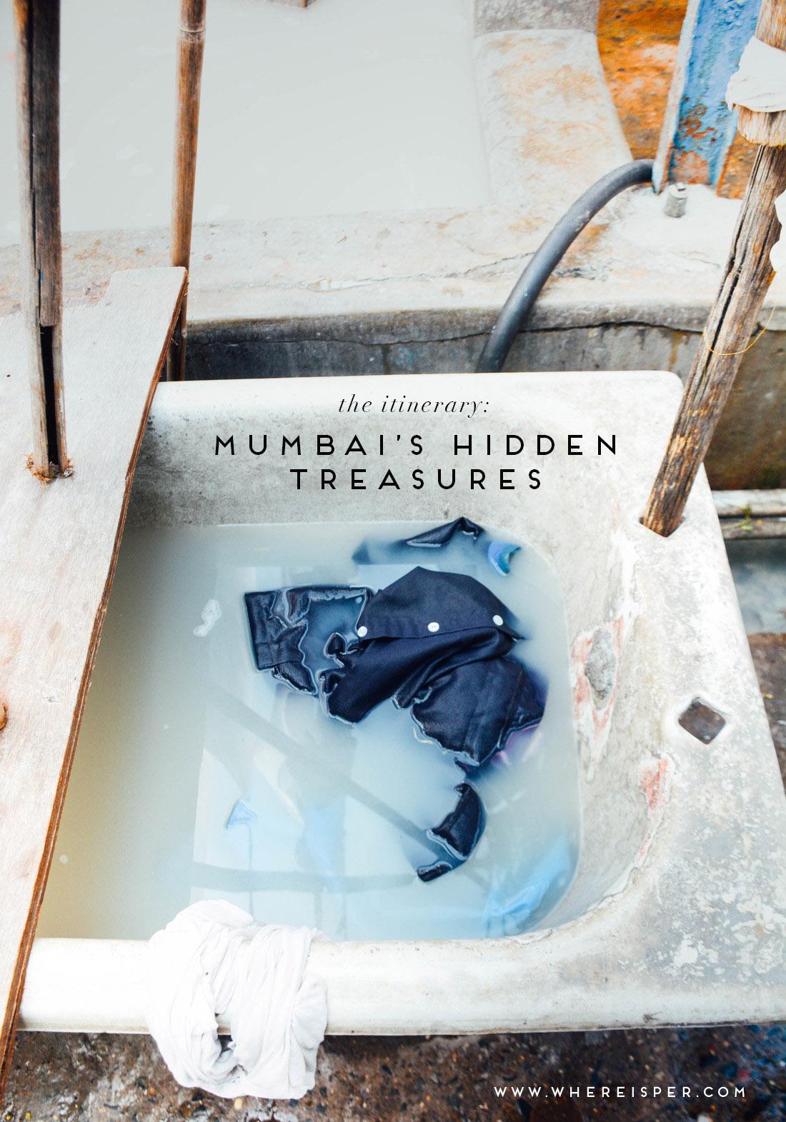 Mumbai's Hidden Treasures: Where is Per