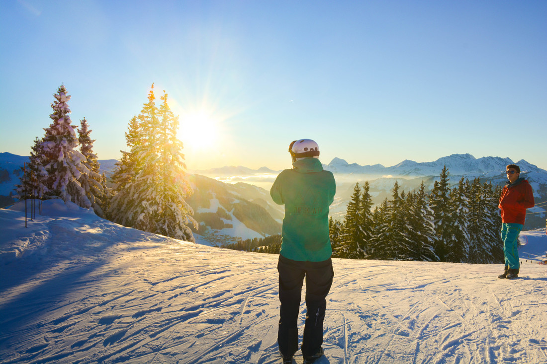 the ski week