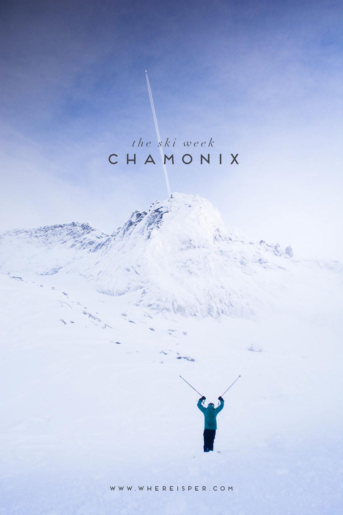 The Ski Week Chamonix