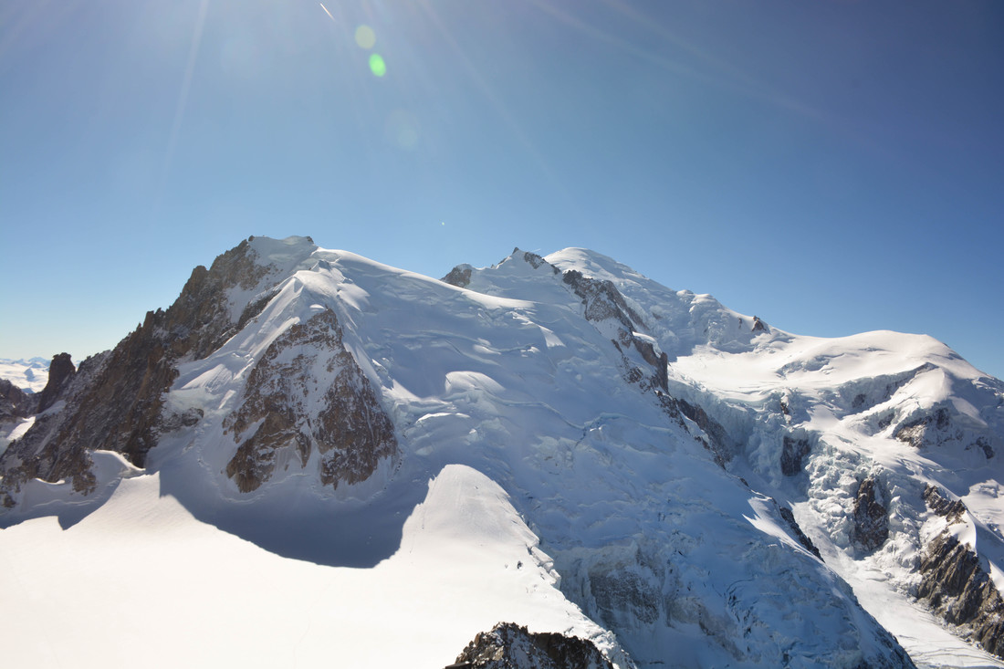 Mont Blanc Where Is Per