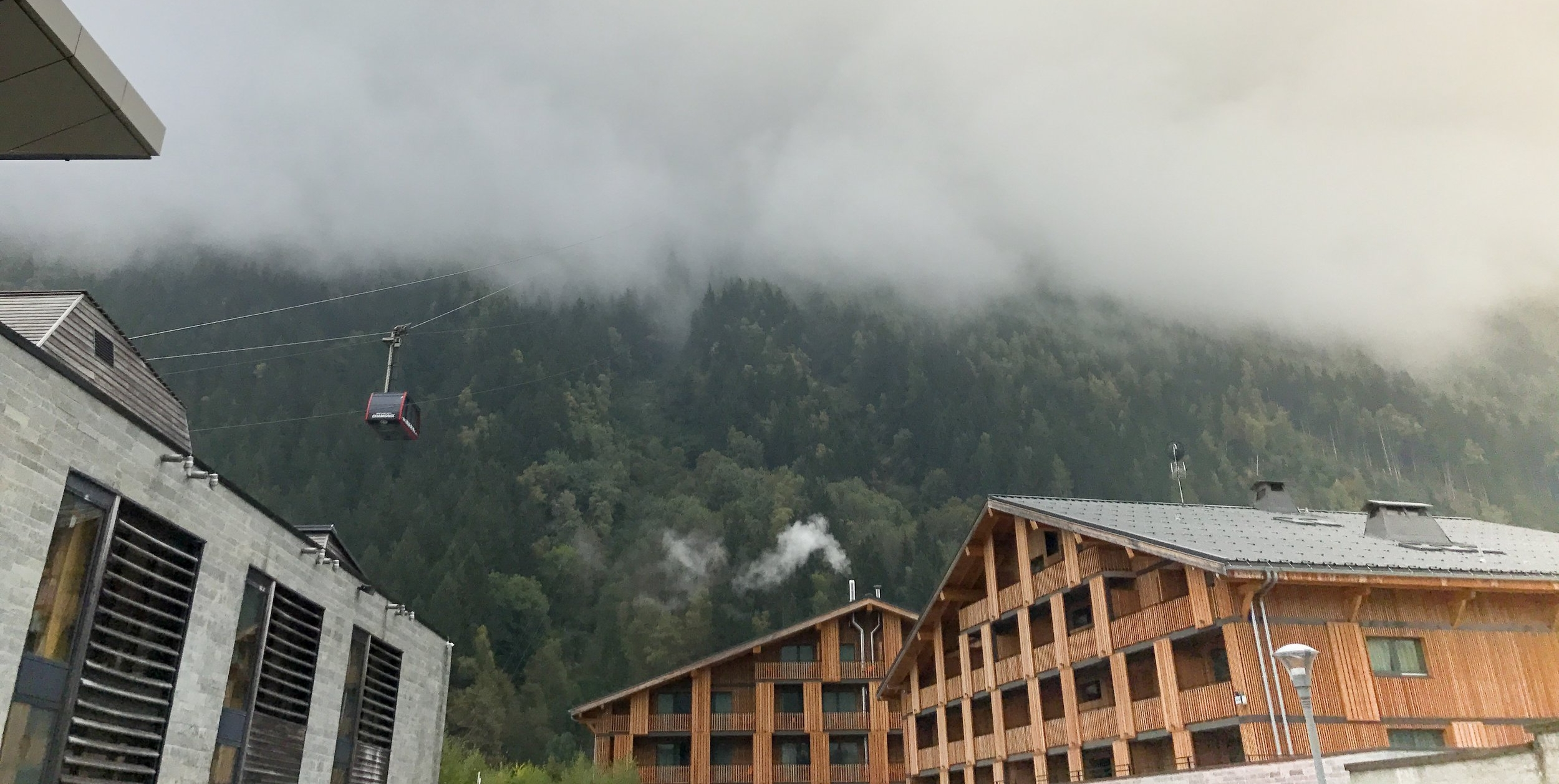 Hotel L'Heliopic Chamonix Exterior