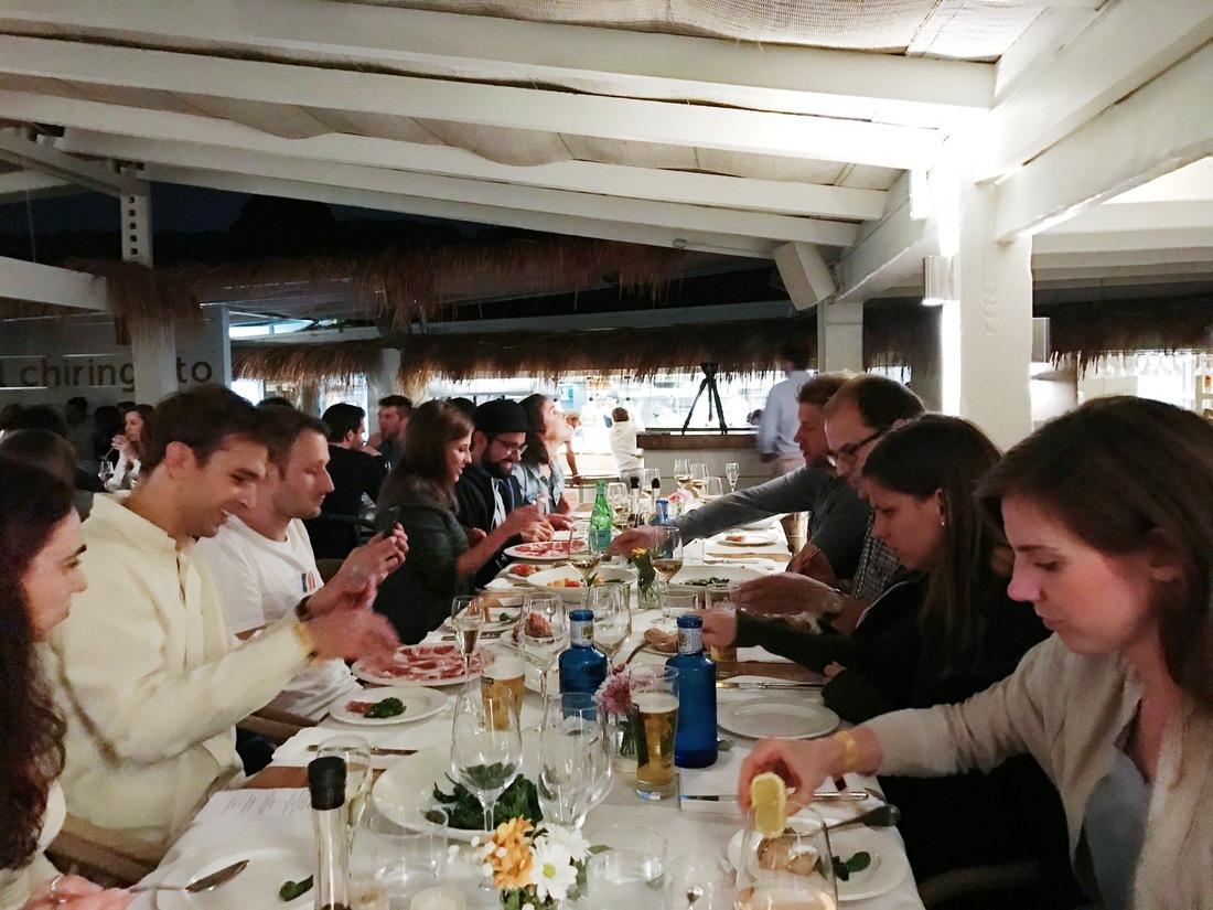 Beach Dinner Ibiza trivago On Tour