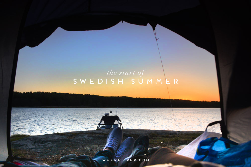 swedish summer where is per