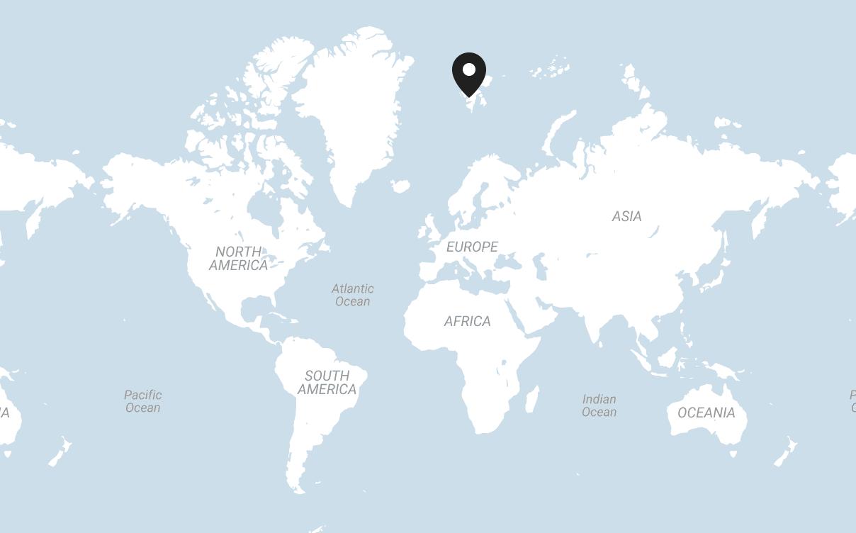 Where is Svalbard