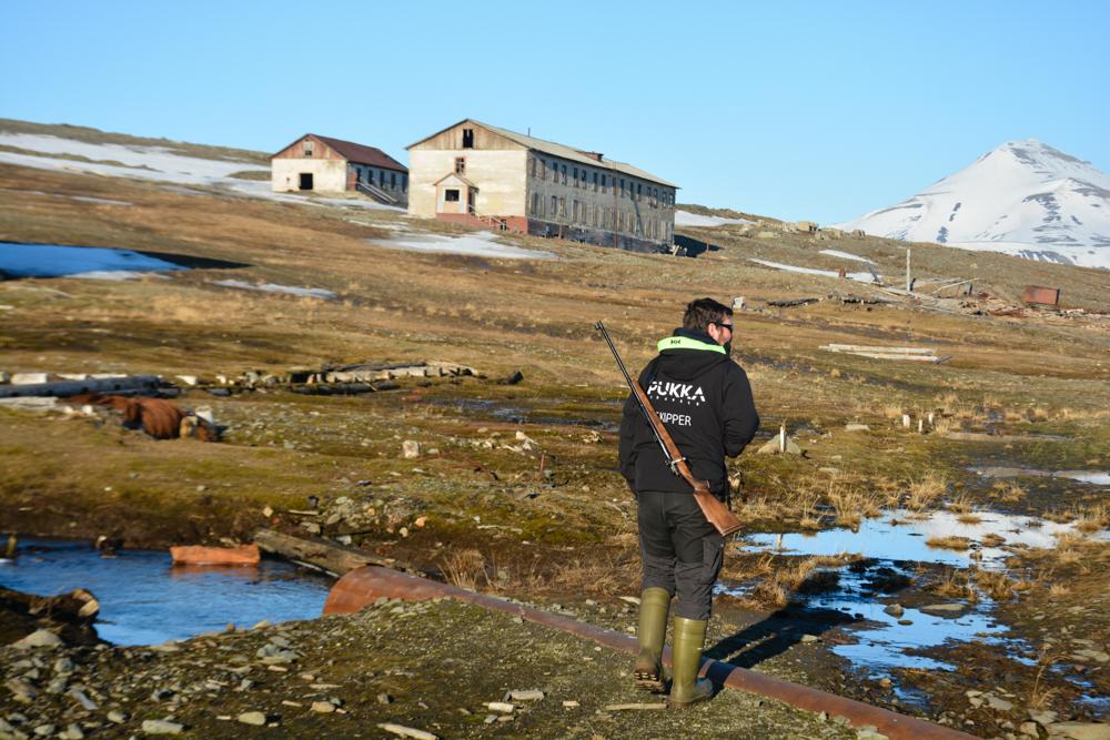 Coles Bay Svalbard