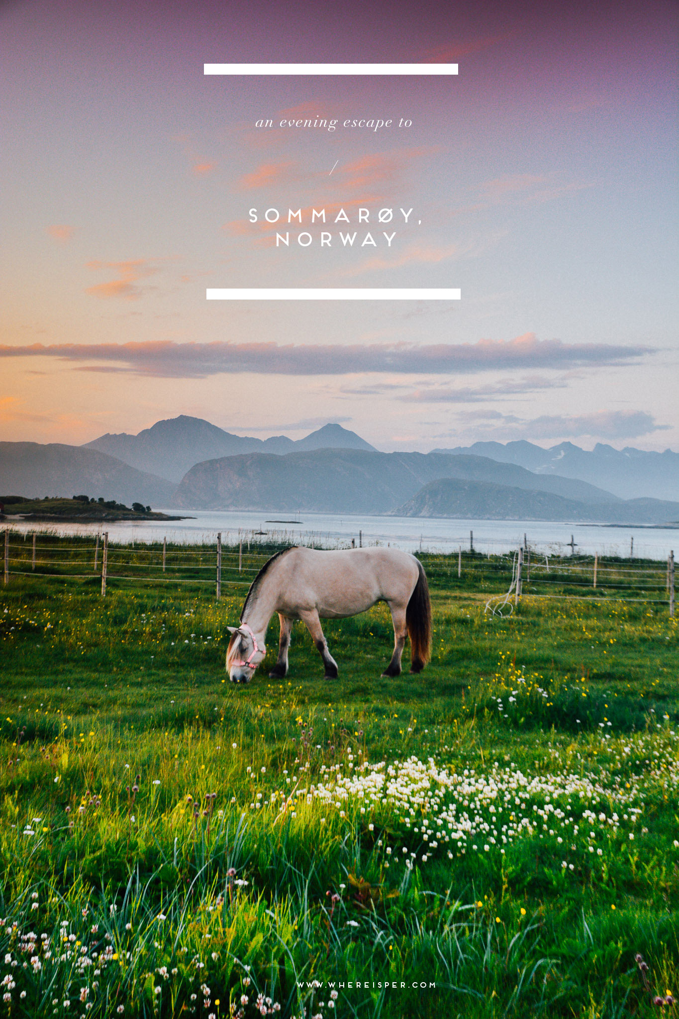 Sommarøy, Norway Where Is Per