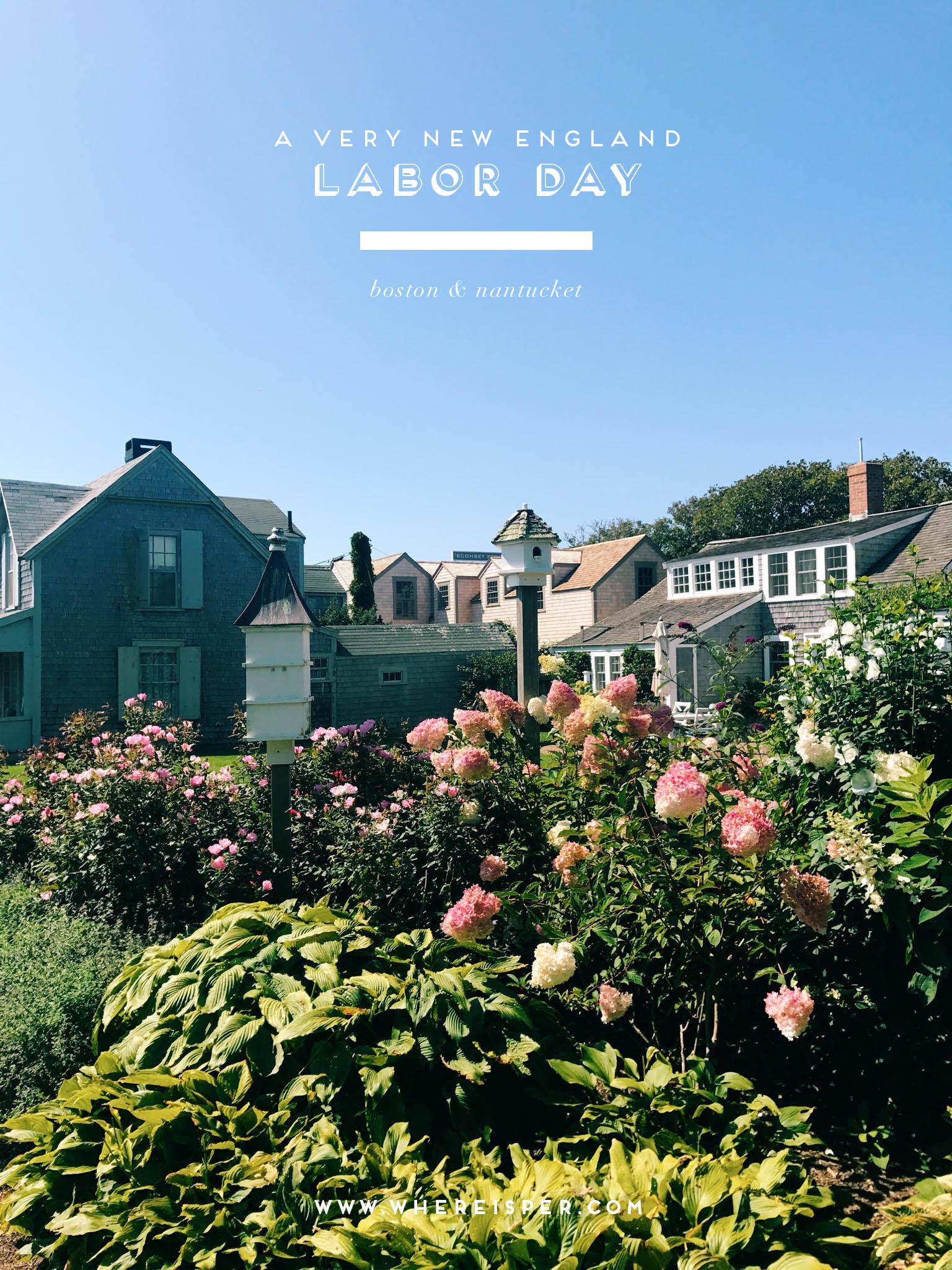 Nantucket & Boston / Where Is Per
