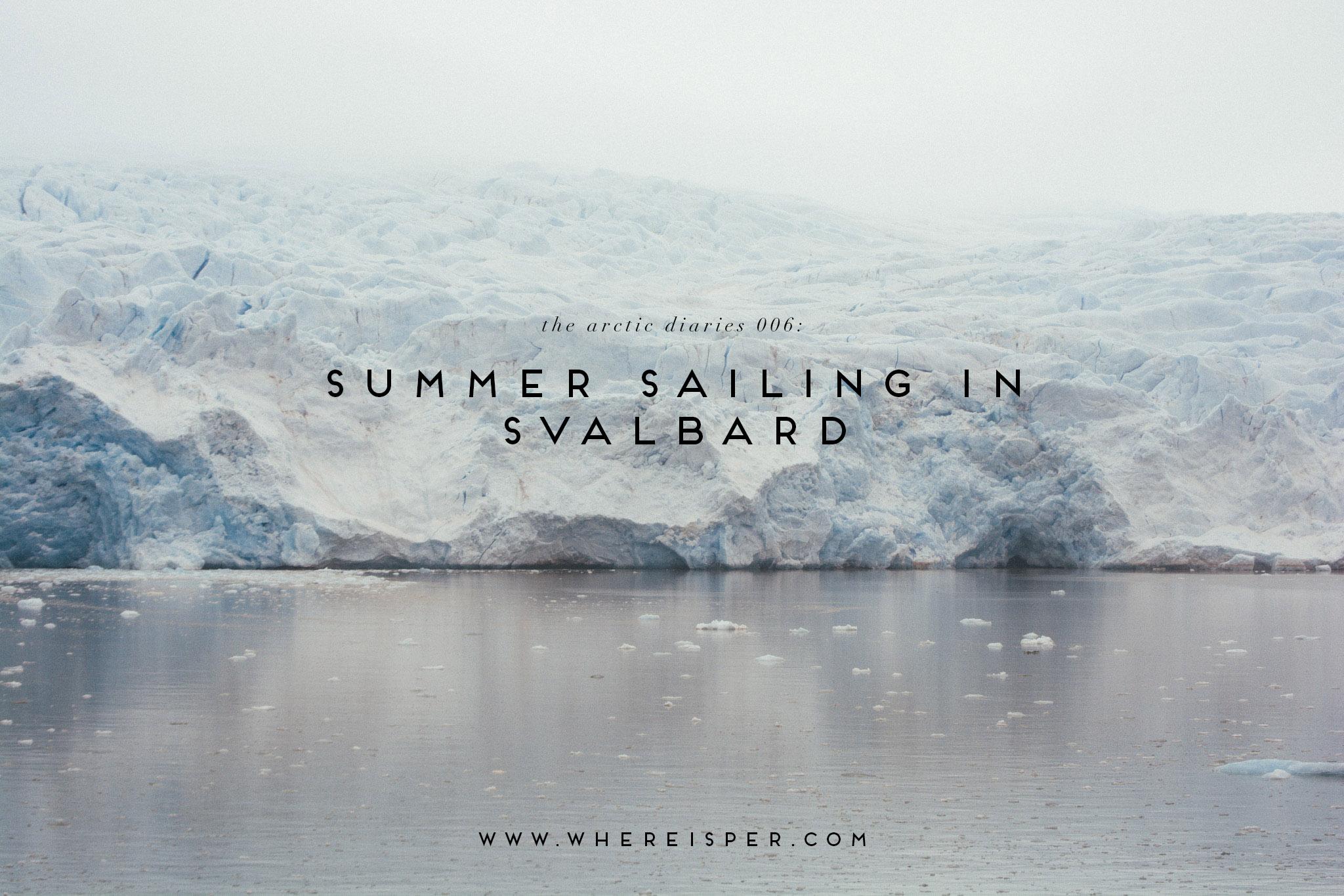 summersailing in svalbard_whereisper_cover.jpg